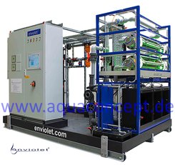 Pre-assembled systems for wastewater treatment (e.g. to increase bioavailability)