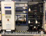 AOP for rental  Transportable UV-Oxidation unit for AOP applications in batch operation